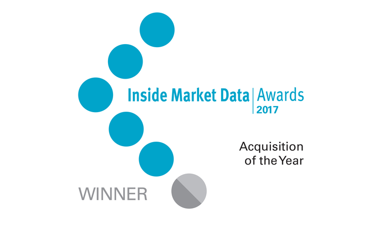IMD/IRM Awards 2017 Acquisition of the Year