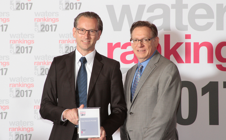 network provider BT waters rankings 2017