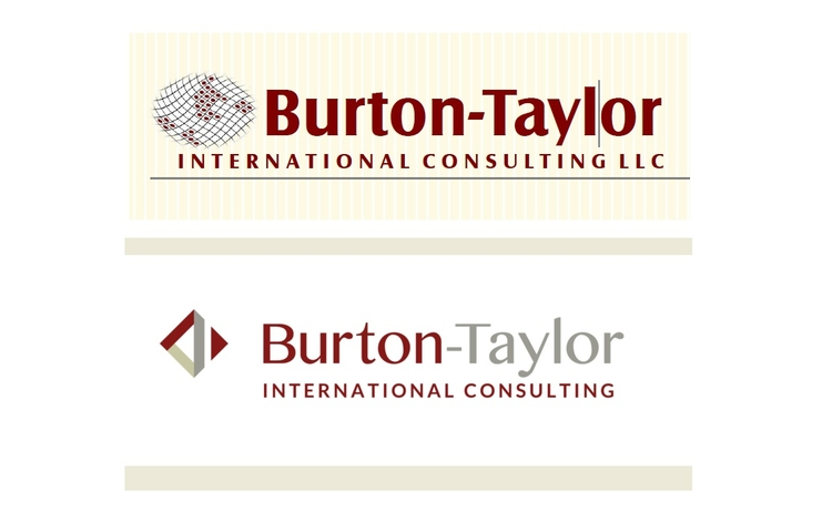 old-new-burton-taylor-logos