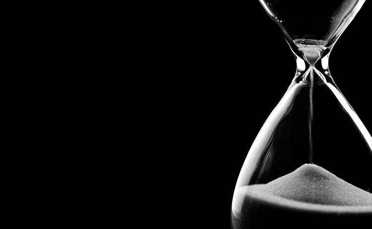 Hourglass Empty Time's Up