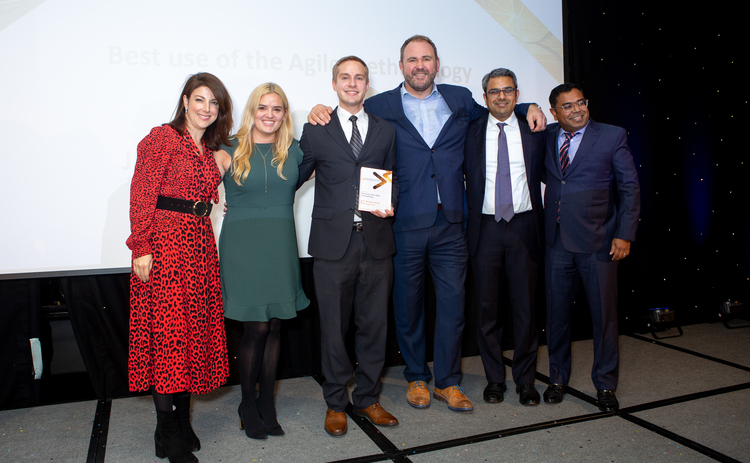 JP Morgan Wealth Management BST Awards 2019