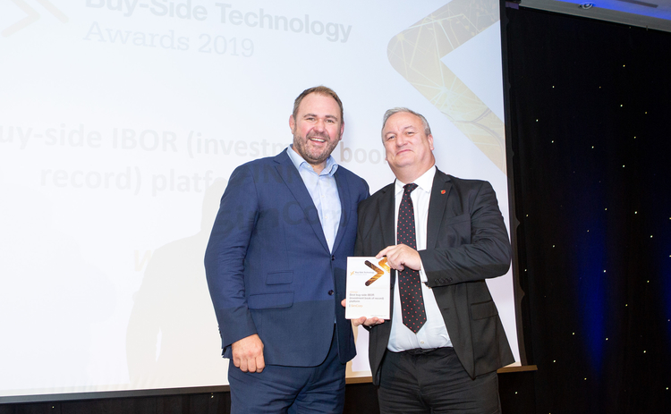 Buy-Side Technology Awards 2019 IBOR SimCorp