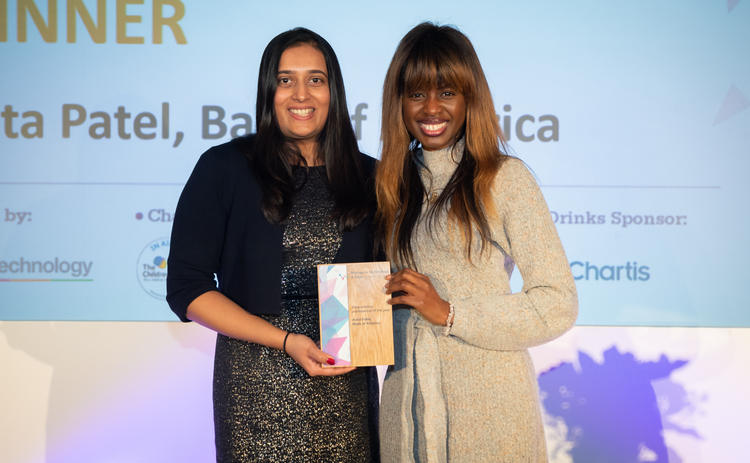 Witad Awards 2020: Data Science Professional of the Year—Anita Patel, Bank of America