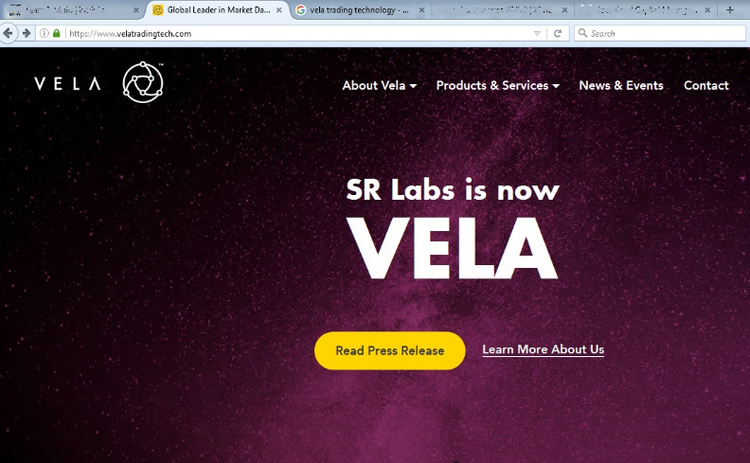 srlabs-vela-new-website