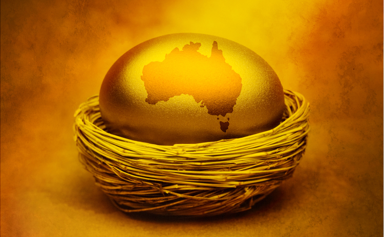 australia-golden-egg-nest