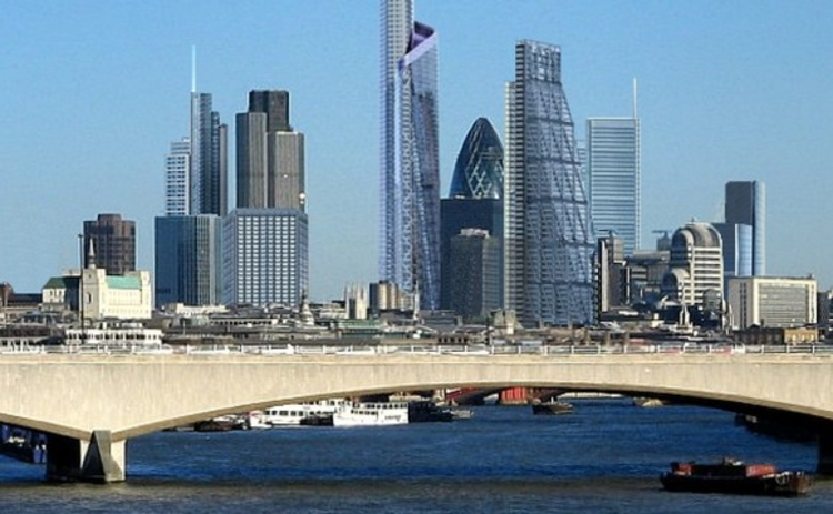 london-new-skyline