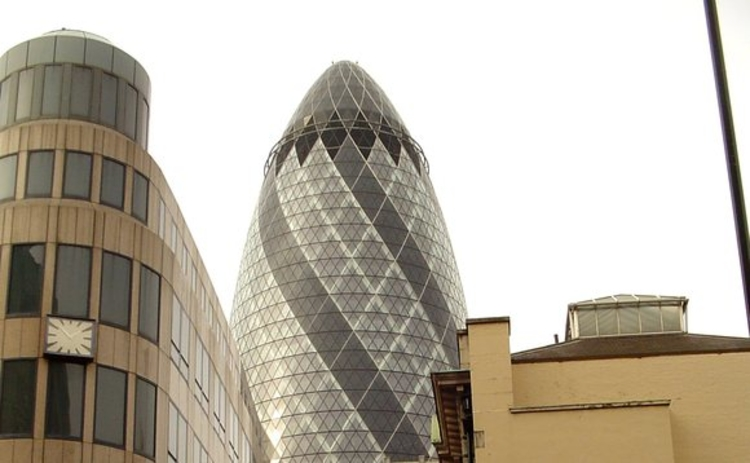 london-gherkin