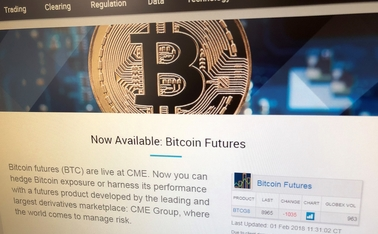 Will cme trade options on bitcoin futures